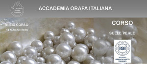 Corso sulle Perle