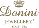 Donini jewellery logo partner