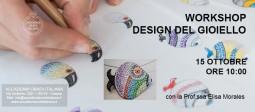 Workshop design del gioiello