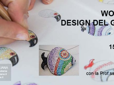 Workshop design del gioiello