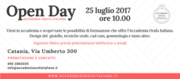 Open Day Accademia Orafa Italiana